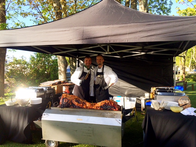 Hog Roast Brixham